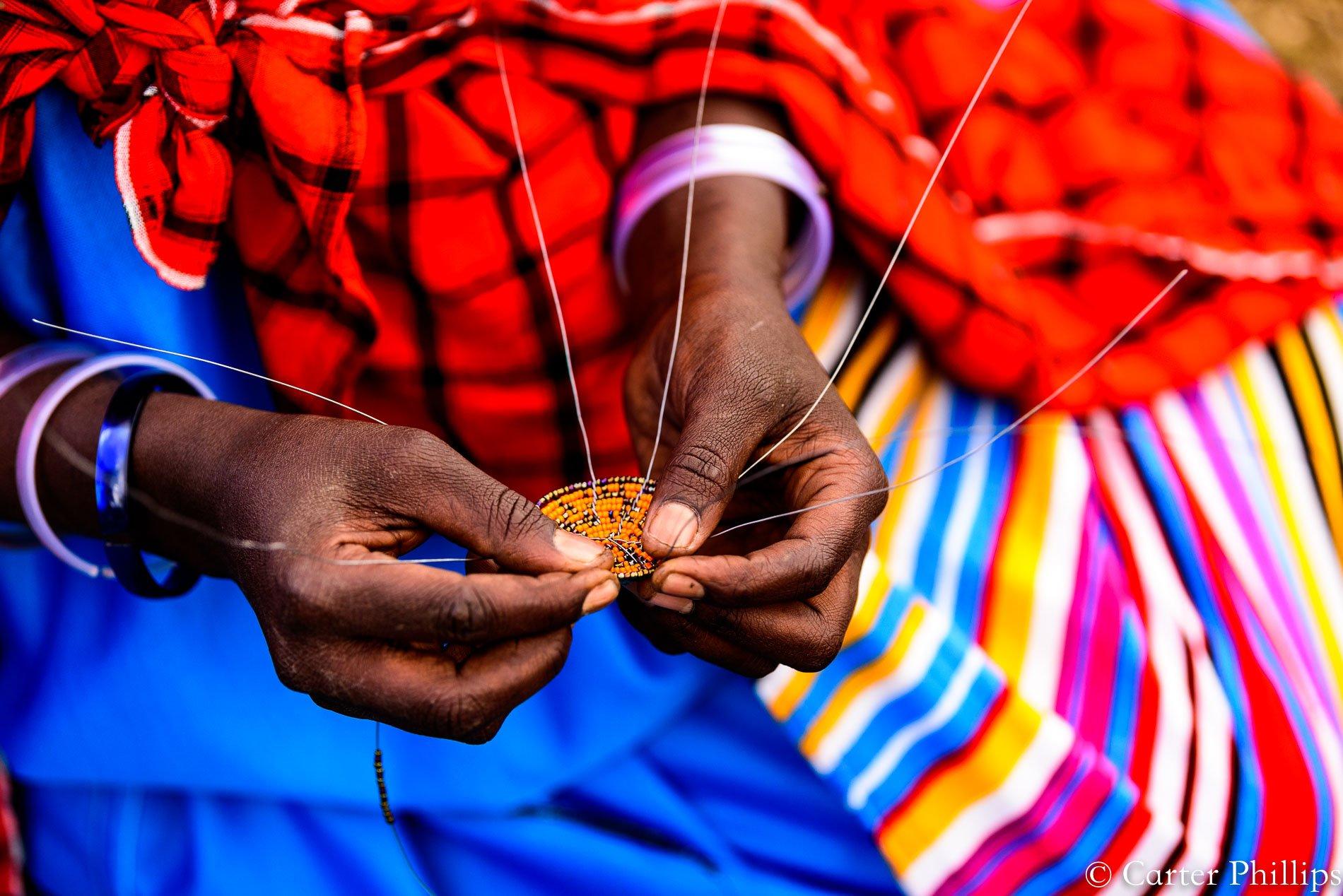 Africa Tanzania Maasai