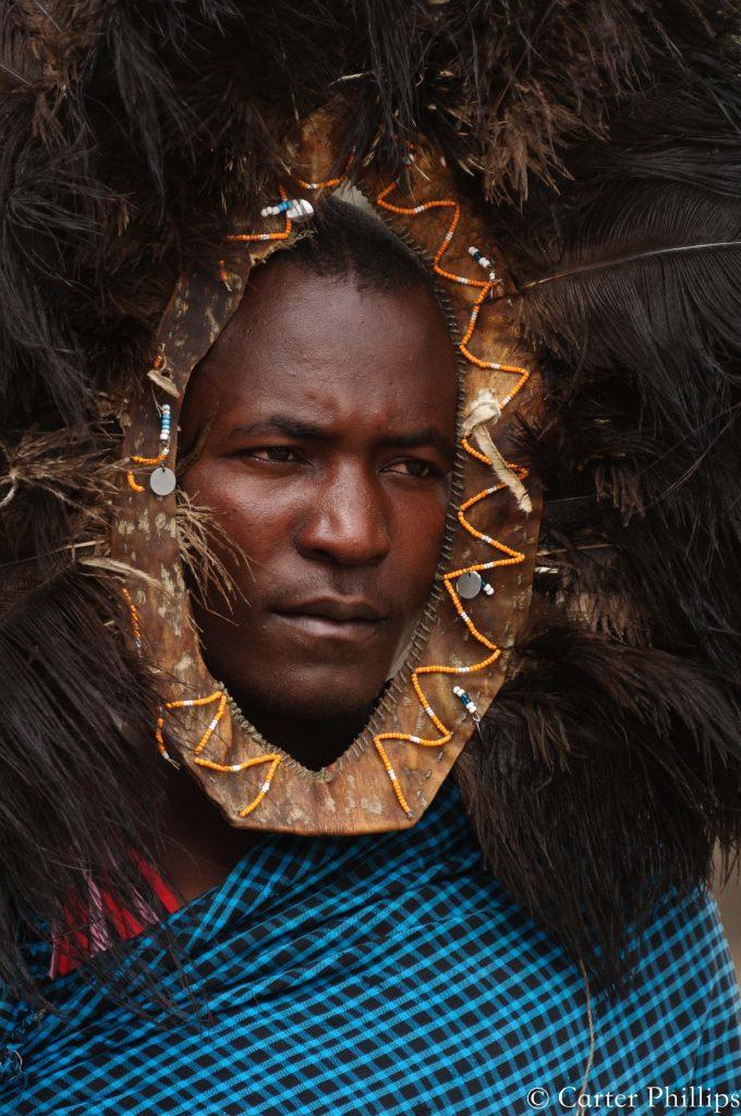 Africa Tanzania Maasai Warrior