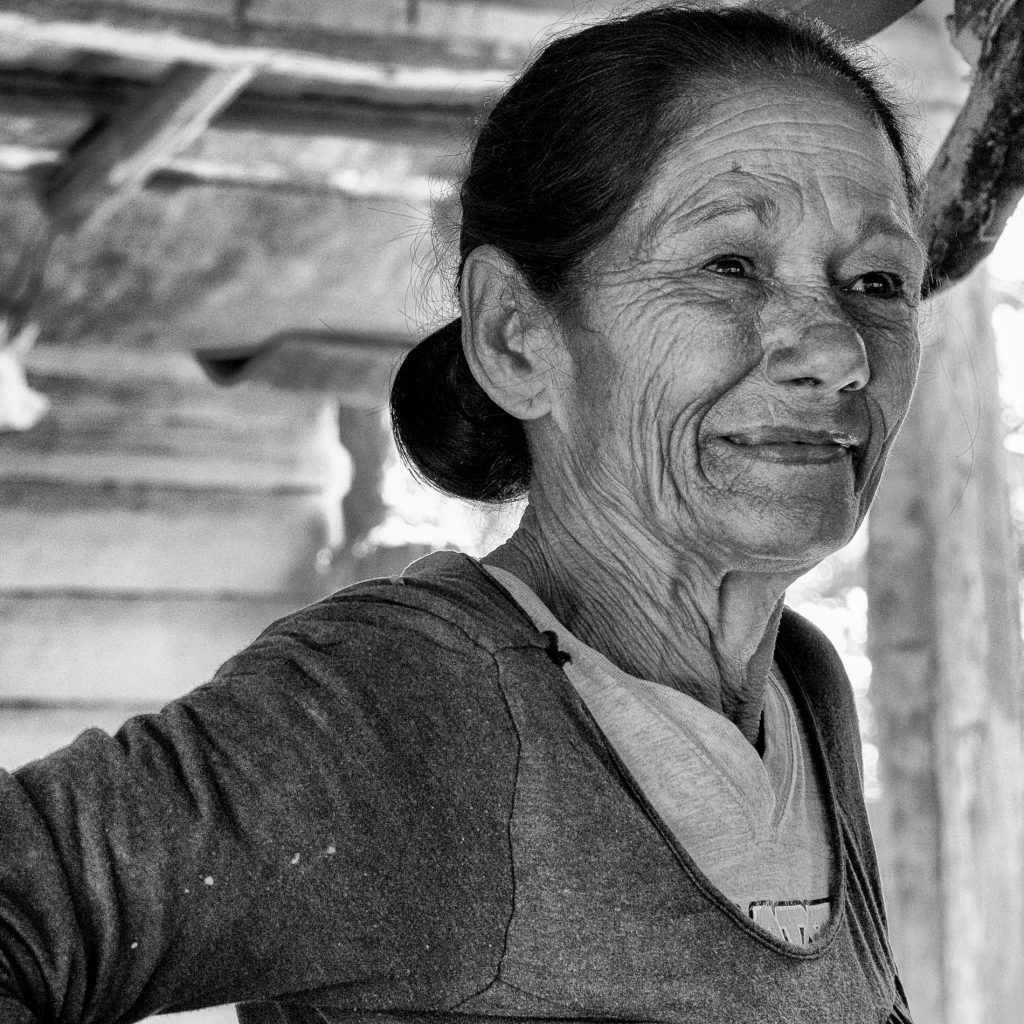 Cuba Farm Woman