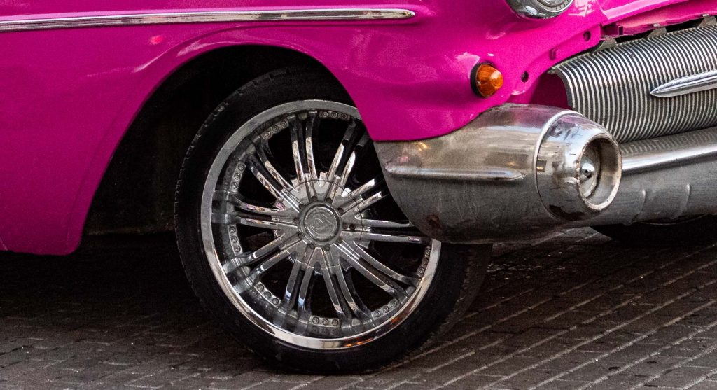 Wheels of Cuba