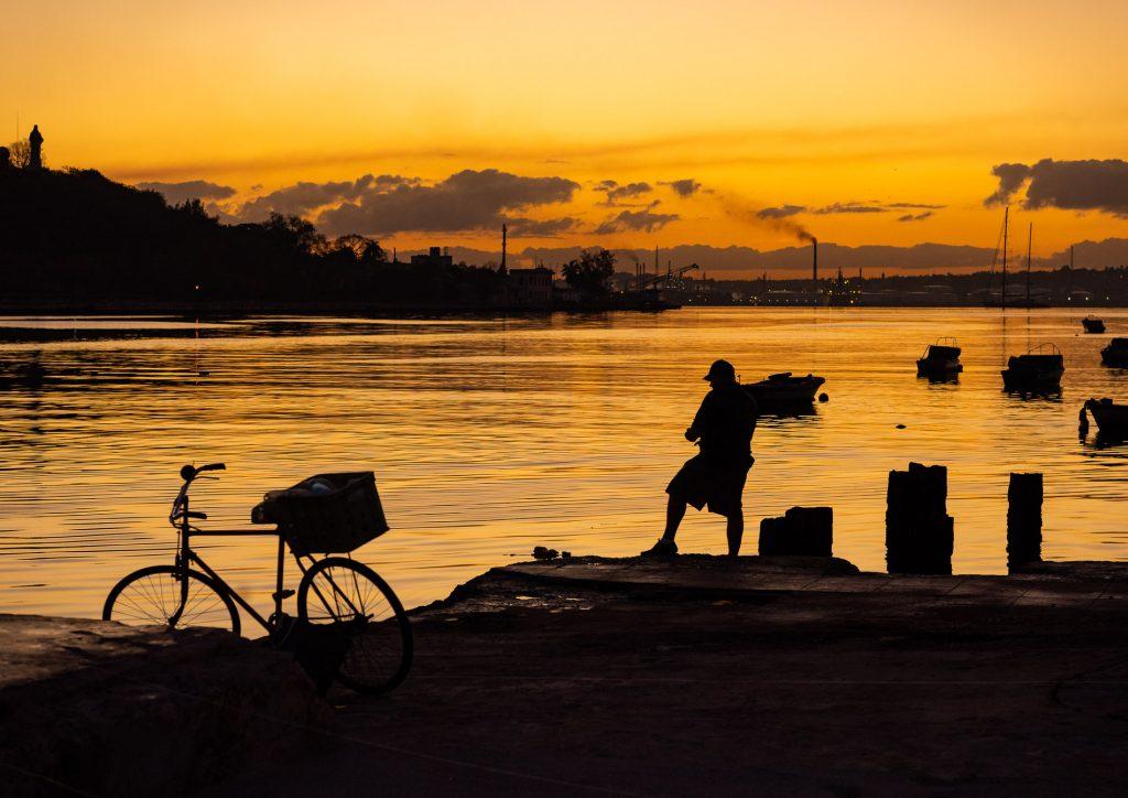Sunrise Havana Harbor Malcon