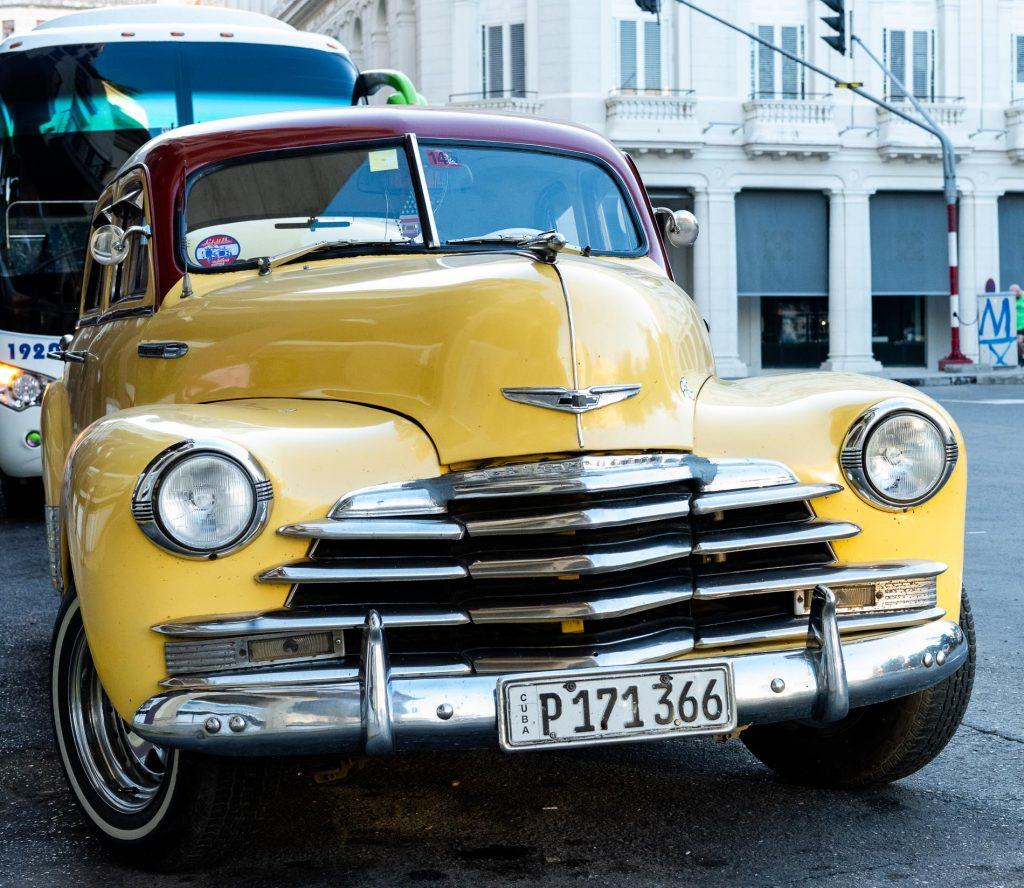 Cuba Chevrolet